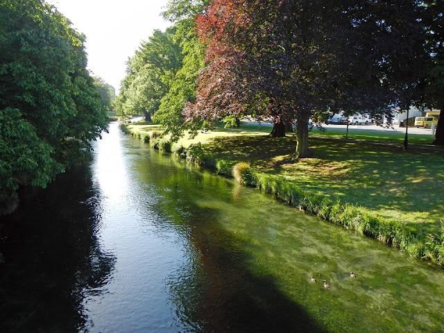 Avon folyó, Christchurch