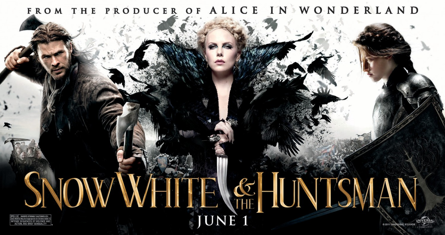 feminism in the movie snow white and the huntsmen This leads into one of my main feminist concerns with the film, the fact that  stewart's snow white is supposedly only powerful because of her.