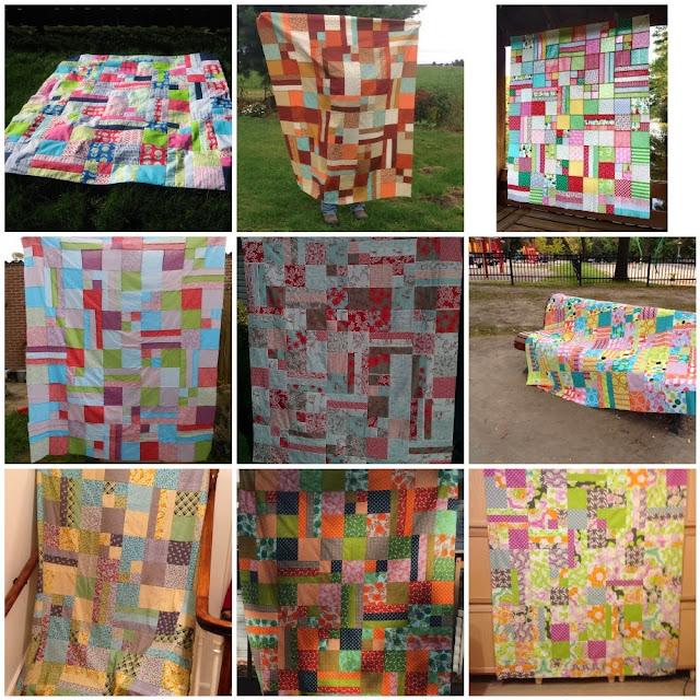 quick modern quilt pattern