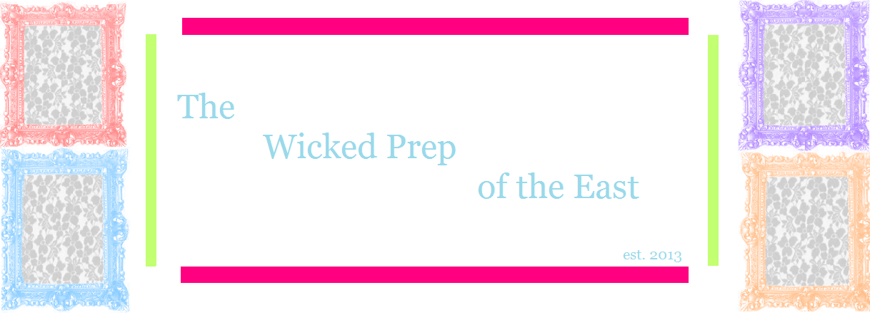 The Wicked Prep of the East