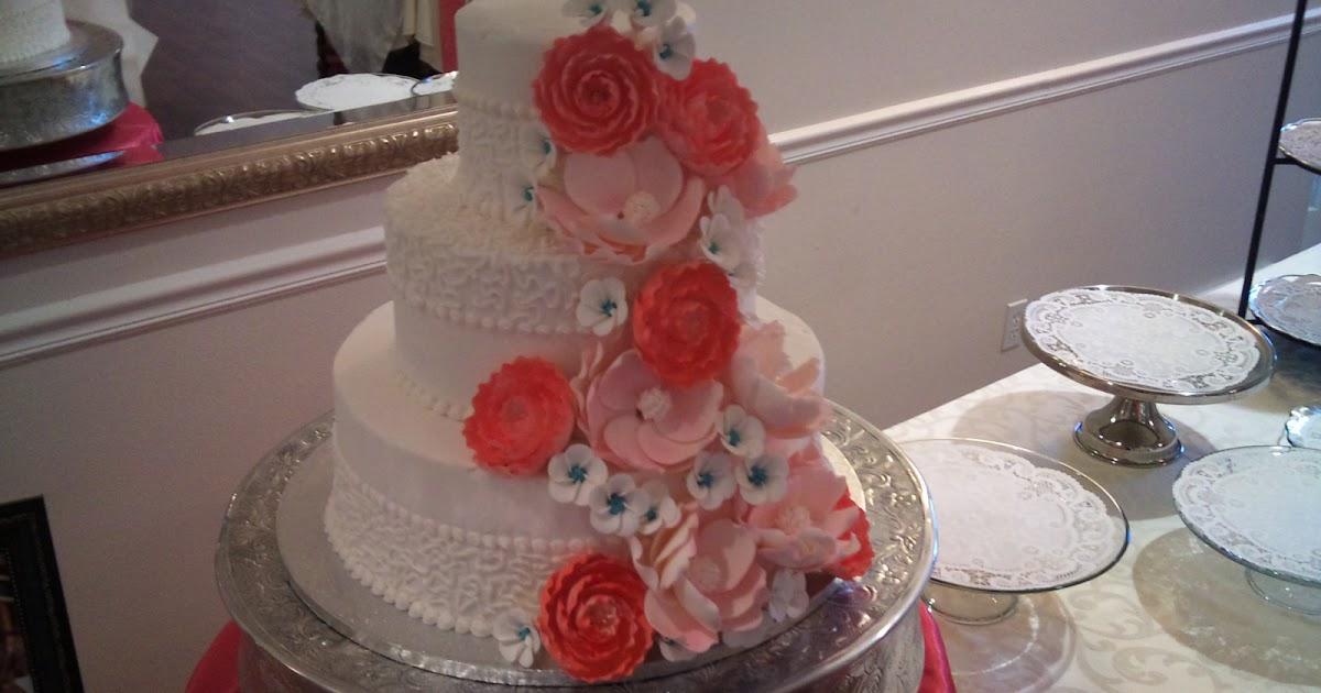 Wedding Cakes To Make Yourself