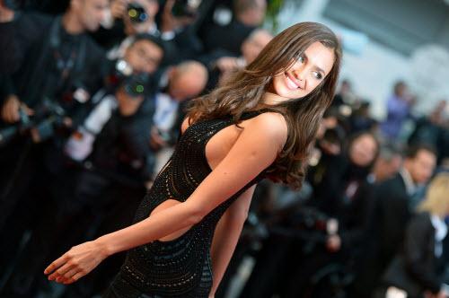 Irina Shayk, la novia de Cristiano Ronaldo