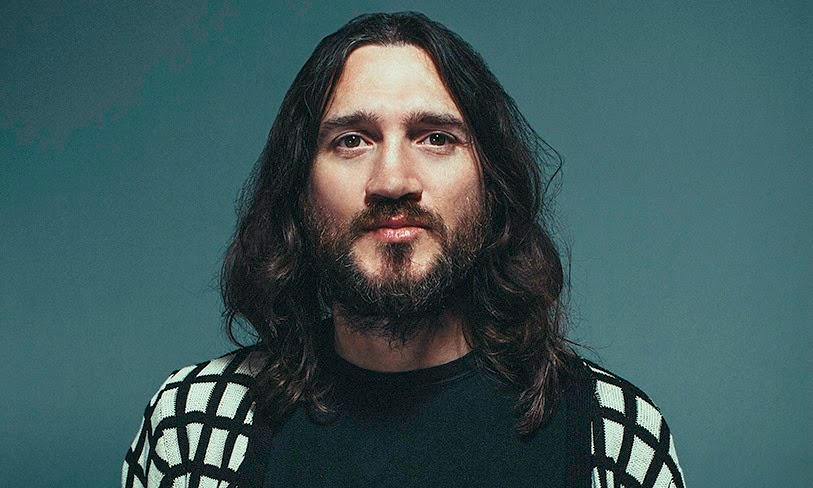 John Frusciante Enclosure satellite album Sat-JF14