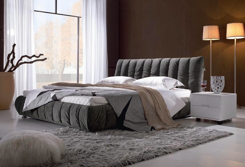 Best furniture latest bed designs 2014 - Bed desine double bed ...