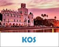 Appartamenti e alberghi a Kos