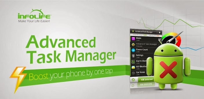 ANDROID Advanced Task Manager