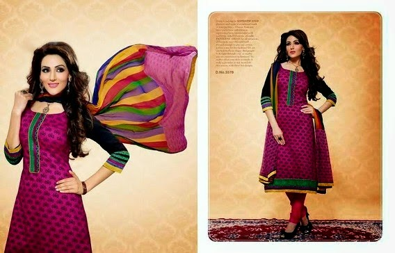 Anarkali Dresses Fashion