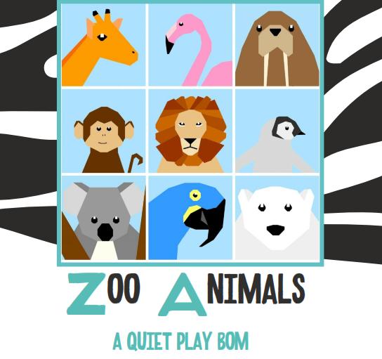 Zoo Animals BOM