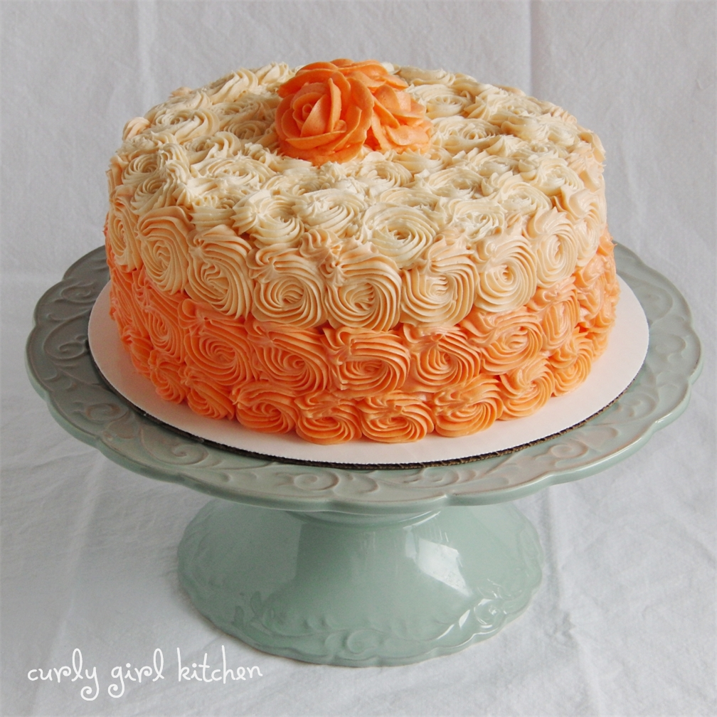 Curly Girl Kitchen: If Life was a Slow Dance, and Orange ...