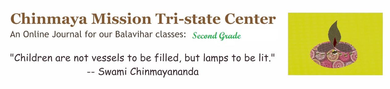 Chinmaya Vrindavan Second Grade