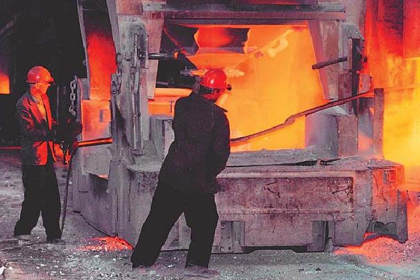 Степень выгорания серы при шахтной плавке медных руд