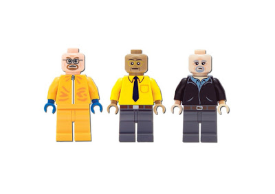 LAOROSA | DESIGN-JUNKY: A 'Breaking Bad' Meth Lab LEGO Set (6pics)