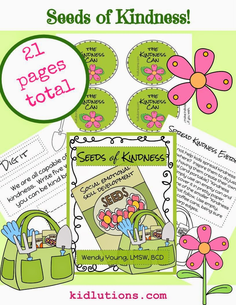Kidlutions Spring/Summer Feelings Activity Combo Pack