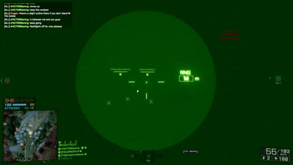 Nova granada de fumaça para Battlefield 4 impede a visão com IRNV e FLIR