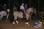 Espectáculo equestre ''Óh Moita do Ribatejo'' na Barra Cheia