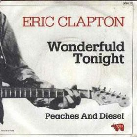 "Eric Clapton ""Wonderful Tonight"" Lyrics 