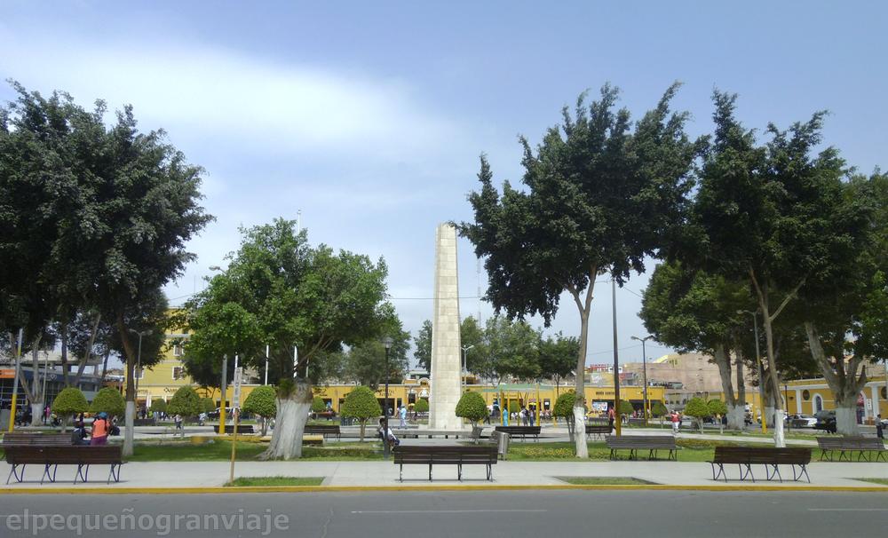 Huacachina Ica Peru