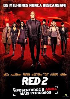 Assistir RED 2 Aposentados e Ainda Mais Perigosos Dublado Online HD