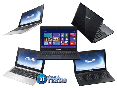 Daftar Harga Laptop Asus