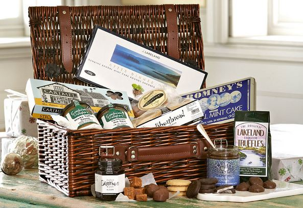 Baking Bar: Lakeland Christmas Hampers