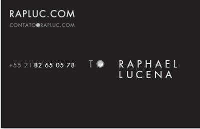rapha Fotografia por Raphael Lucena
