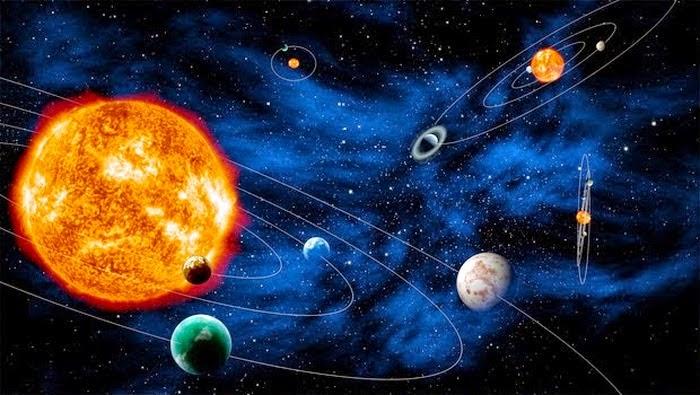 Teka-Teki Mengapa Planet Bulat