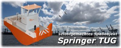 Springer Tug, Infos und Baubericht, Links zu Plänen und Anbietern Startseite