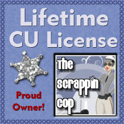 Lifetime Cu License- The Scrappin Cop