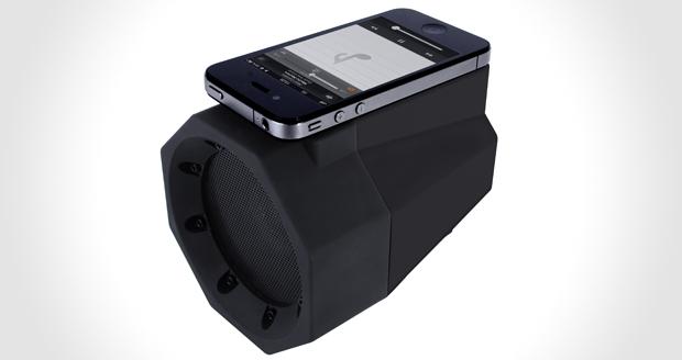Boom Box Touch Speaker