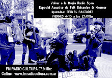 Especial Musica Balcanica & Klezmer Acustico de FELICES PASTORES