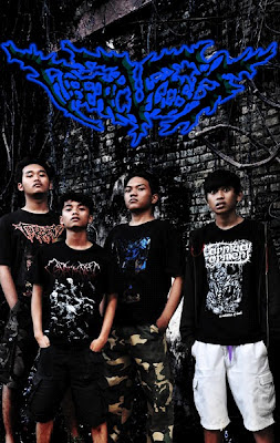 Tuberculosis Band Slamming Guttural Death Metal Ngawi Jawa Timur Logo Font Foto Wallpaper