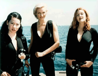 Once upon a time there were three very different little ... Charlies Angels 2000