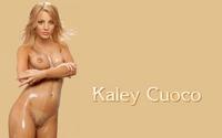 Toutes les photos voles de Kaley Cuoco nue et topless