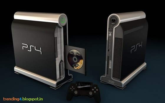 PS4 Specifications Play Station Four Latest News Updates Photos/Pics Release CPU Advantages