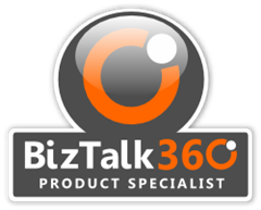 BizTalk360 Product Specialist Badge