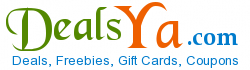Daily Deals Online | Freebies, Coupons, Vouchers, Gift Cards