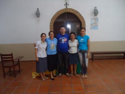 Articulação da JM na Diocese de Guarabira/PB