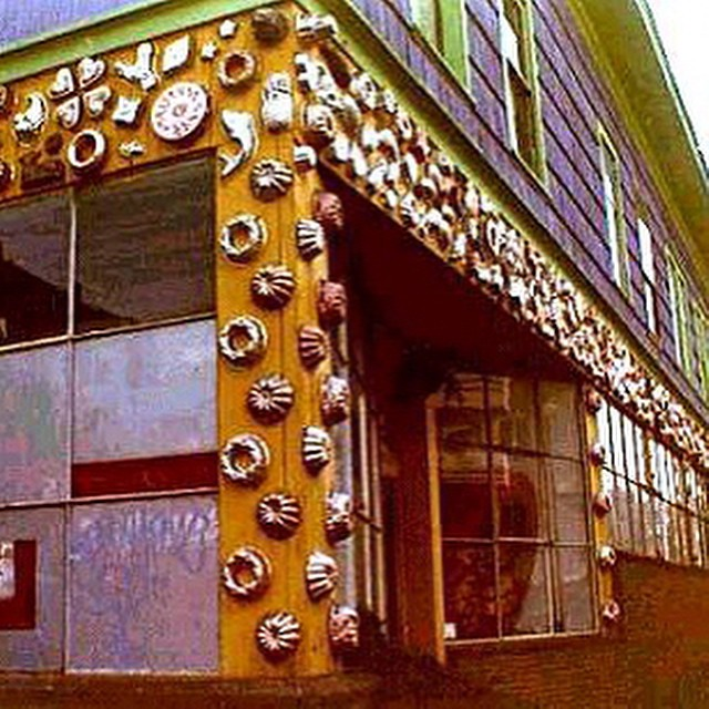 Old Jello Mold Building