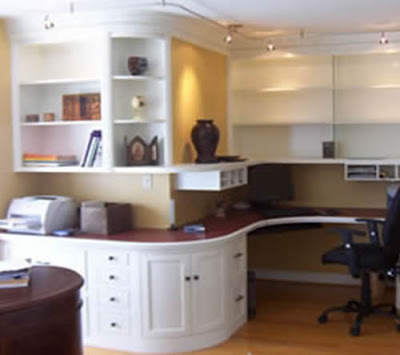 Home Office Design Interior
