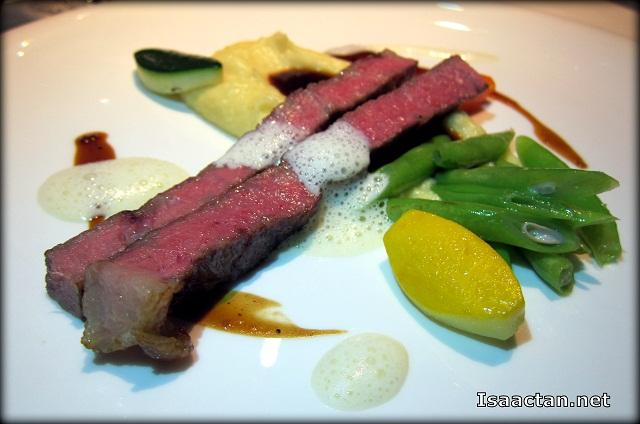 Wagyu Beef Striploin