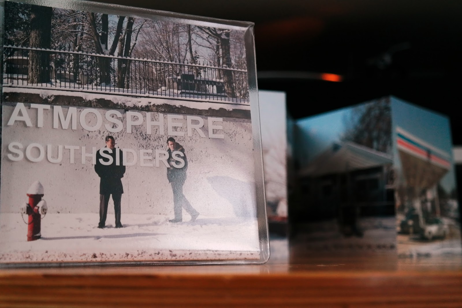Atmosphere - Southsiders | Album Review - Atomlabor Wuppertal Blog