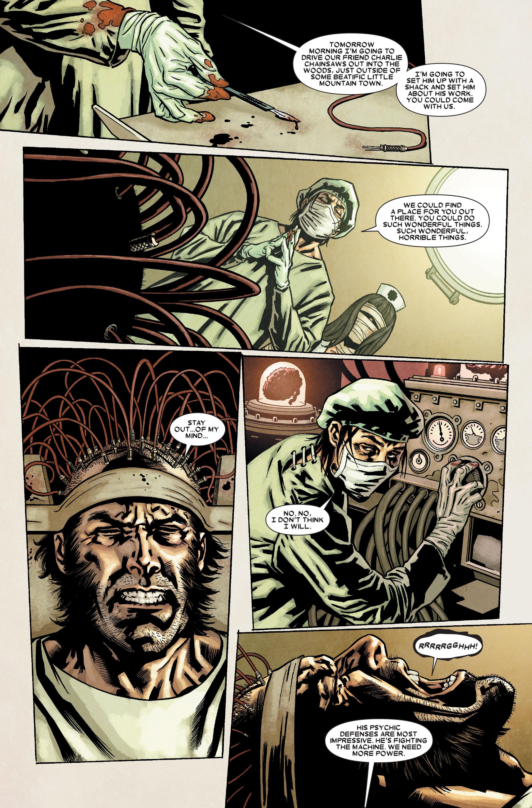 Wolverine: Weapon X #8 #9 - English 19