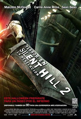 Terror en Silent Hill 2: La Revelación (2012) Online