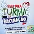 Vem pra turma da vacinação (De 08 a 28/11/2014)