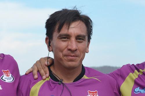 Ariel Burgos, nuevo Presidente de la Comisión de Árbitros de Salta