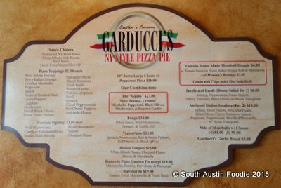 Garducci's New York Pizza