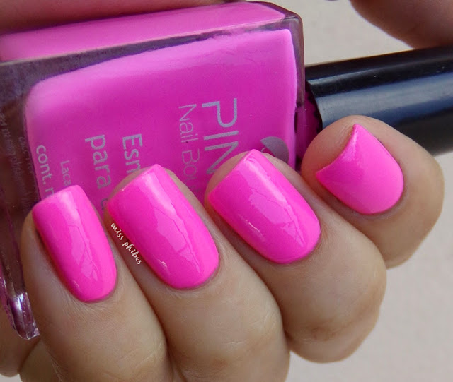 Esmaltes de Pinky Nail Boutique
