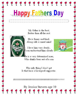 Father's Day poems Which are best