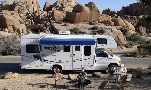 Autocamper Og Motorhome Rejser Til Canada Og Usa