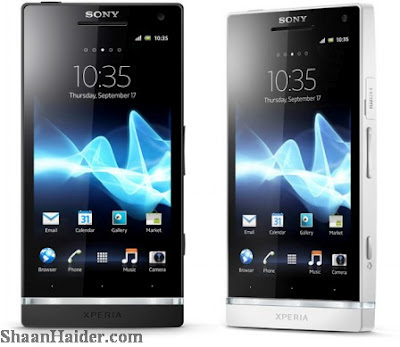 Sony Xperia S : Review, Specs & Features